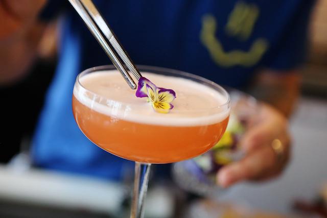 Cocktail le Versaillais / © Mélanie Rostagnat pour Enlarge your Paris