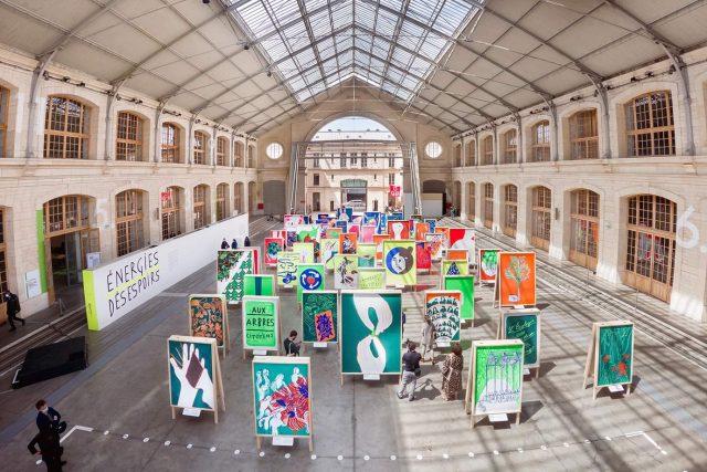Exposition Energies Désespoirs au Centquatre / DR