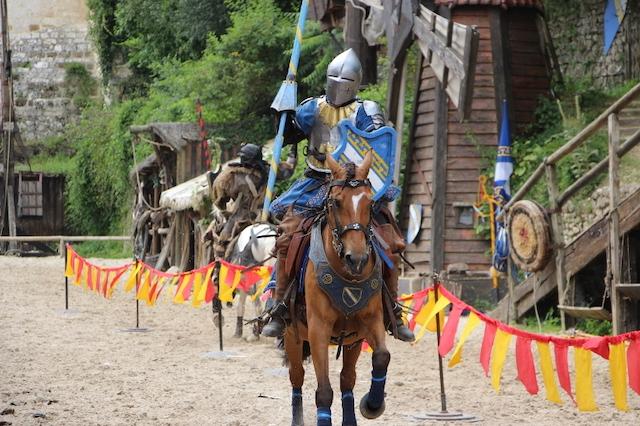 Spectacle La Légende des chevaliers / © Equestrio