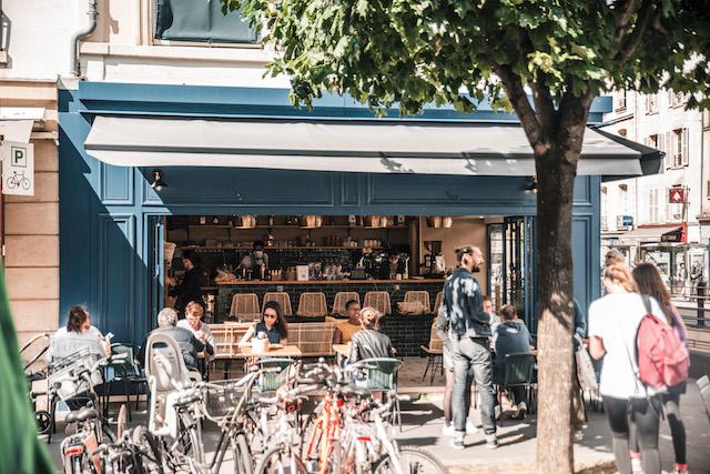 Le Long Story, bar à cocktails à Versailles / © Philippe Viegas