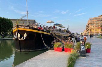 Partez à la rencontre des artistes du 93 sur les bords du canal à Pantin
