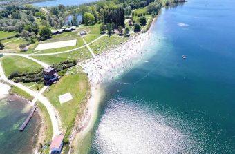 Un festival 100% vélo sur les rives de l'île de loisirs de Jablines