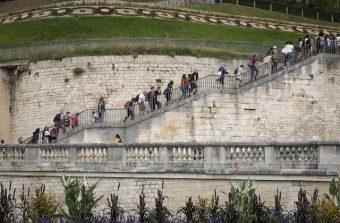 Les 100 premiers kilomètres du «Tour piéton du Grand Paris» en images