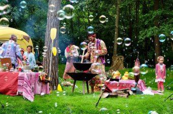 Dernier pique-nique de l'année dans le fief du clown Slava