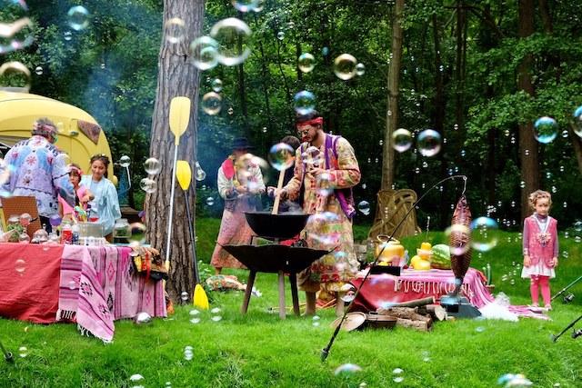Le Moulin Jaune organise sa dernière fête de l'année les 18 et 19 septembre / © Jean Couturier