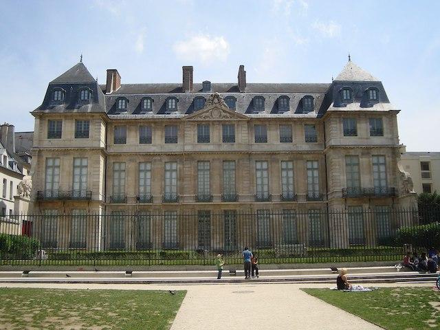 Le Musée Picasso à Paris / © LPLT (Wikimedia commons)