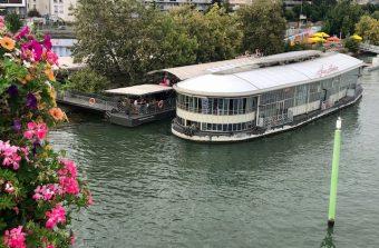 Trois guinguettes pour se poser sur les bords de Seine