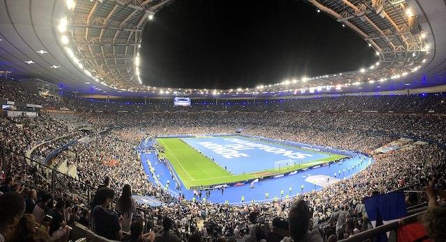 Le Stade de France à Saint-Denis / © Darthvadrouw (Wikimedia commons)