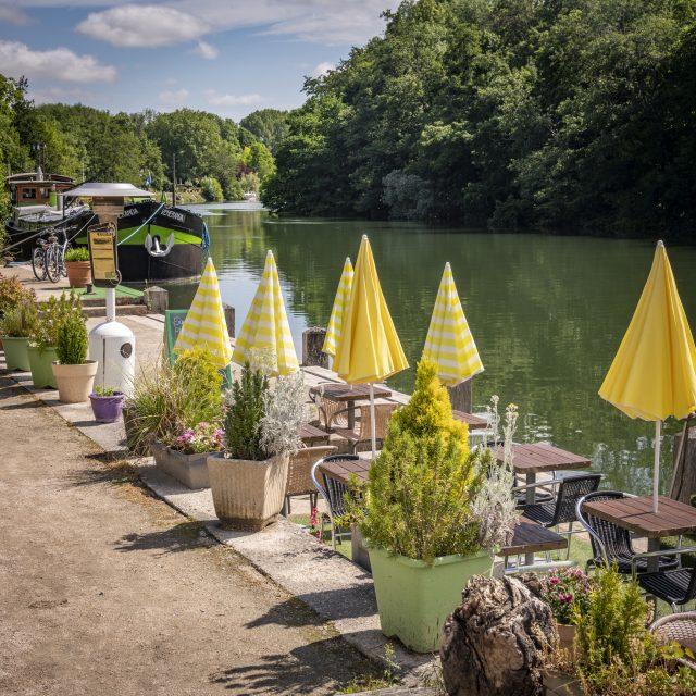 La Scandiberique entre Fontainebleau et Dammarie-les-Lys / © Jérômine Derigny pour Enlarge your Paris