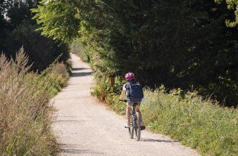 Voyage sur les véloroutes d'Île-de-France avec la photographe Jérômine Derigny