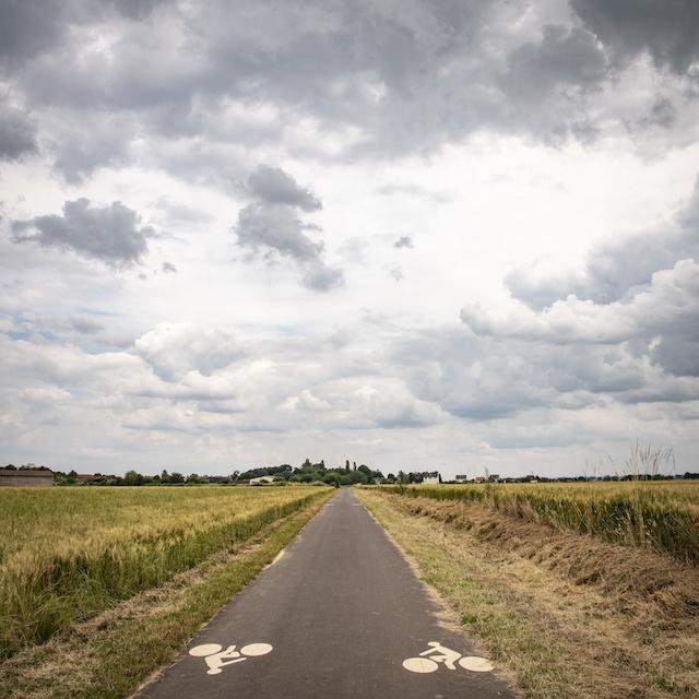 La Véloscénie entre Versailles et Rambouillet /  © Jérômine Derigny pour Enlarge your Paris