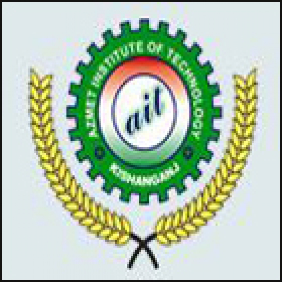 Azmet Institute of Technology Kishanganj Logo