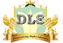 D.L.S. P.G. College Bilaspur  Logo
