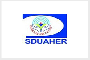 Sri  Devraj  Urs  Academy  of  Higher  Education  and  Research Kolar logo
