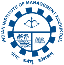 Indian Institute of Management Kozhikode logo