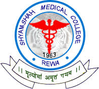 Shyam Shah Medical College Rewa logo