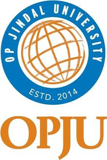 O.P. Jindal University Logo
