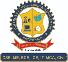 College of Engineering & Management Kapurthala logo