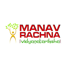 Manav Rachna University, Faculty of Engineering Faridabad Logo
