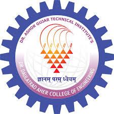daulatrao college logo