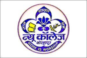 The New College Kolhapur logo