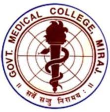Government Medical College Miraj logo