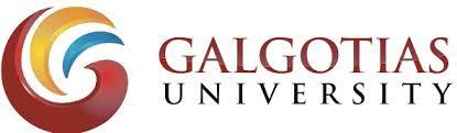 galgotias university logo
