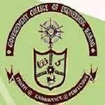 Government College of Engineering Satara Logo