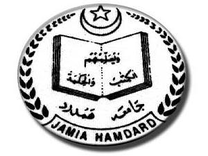 jamia hamdard new delhi logo