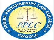 Indira Priyadarshini Law College Ongole Logo