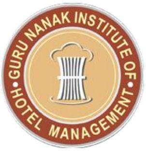 Guru Nanak Institute of Hotel Management Kolkata logo
