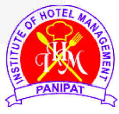 Institute of Hotel Management Catering Technology and Applied Nutrition Panipat logo