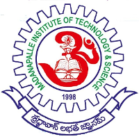 Madanapalle Institute of Technology & Science Chittoor  Logo
