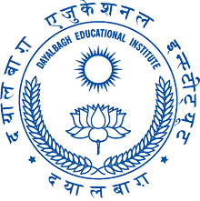 Dayalbagh Educational Institute Distance Education Logo