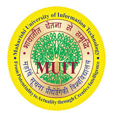 Maharishi University of Information Technology Logo