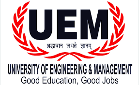 University of Engineering and Management Kolkata Logo
