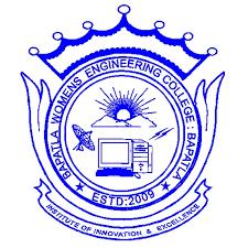 Bapatla Women's Engineering College Bapatla Logo