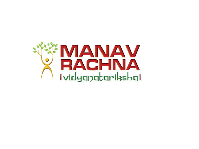 Manav Rachna University, Faculty of Education Faridabad, Logo