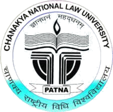 Chanakya_National_Law_University_Logo