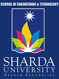 Sharda University, School of Engineering and Technology Greater Noida Logo