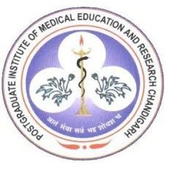 Post Graduate Institute of Medical Education & Research Chandigarh Logo