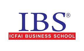 ICFAI Business School Ahmedabad Logo