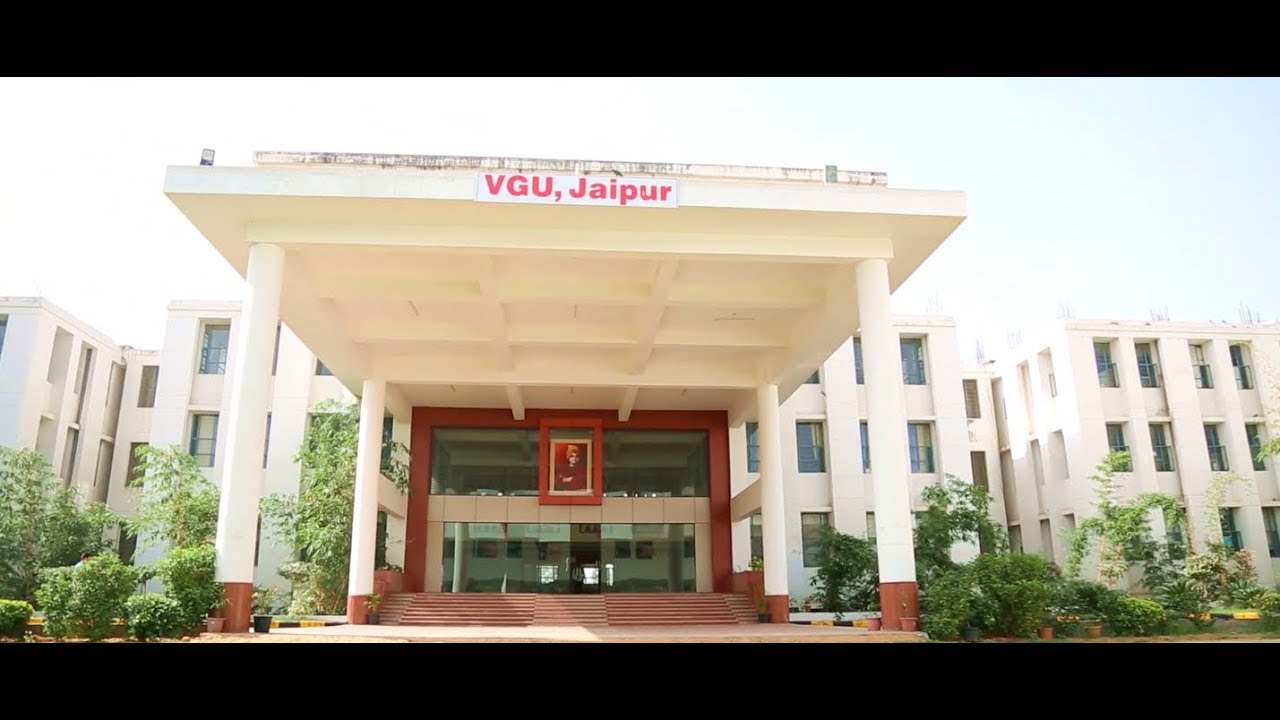 Vivekananda Global University Jaipur campus