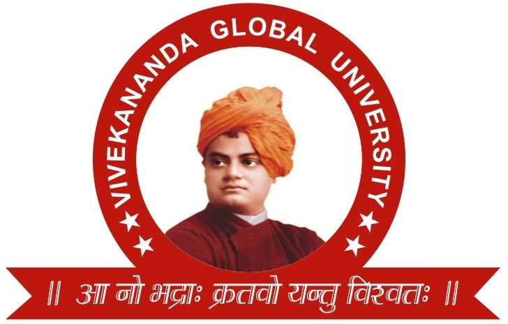 Vivekananda Global University Jaipur logo