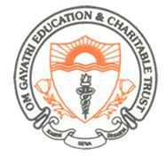 College of Nursing Vadodara  Logo