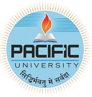 Pacific University Udaipur Logo