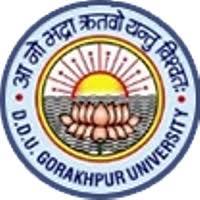 Deen Dayal Upadhyaya Gorakhpur University Gorakhpur Logo