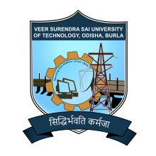 Veer Surendra Sai University of Technology Burla Logo