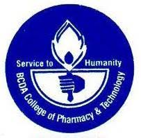 BCDA College Of Pharmacy And technology Logo