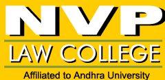 NVP Law College Visakhapatnam Logo